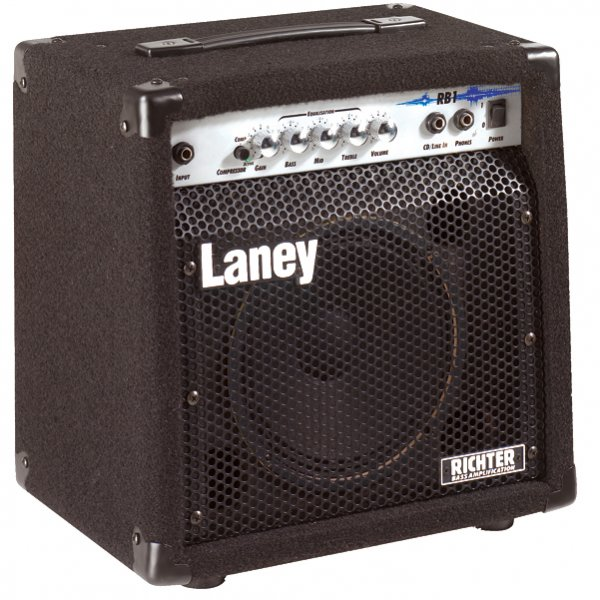 laney rb1 bass guitar amp combo rockem music. Black Bedroom Furniture Sets. Home Design Ideas