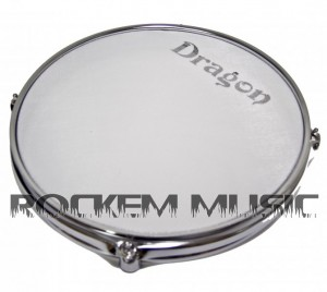"Dragon 10"" Mesh Head Practice Frame Drum"