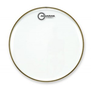 "Aquarian 12"" Hi-Frequency Clear Drum Head HF12 CLEARANCE SALE!"