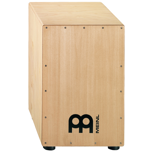 Meinl HCAJ1NT Headliner Rubber Wood Natural Cajon