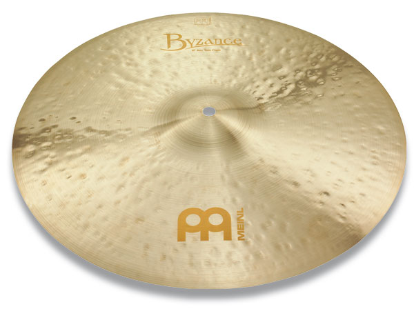 "Meinl 16"" Byzance Jazz Medium Thin Crash Cymbal B16JMTC"