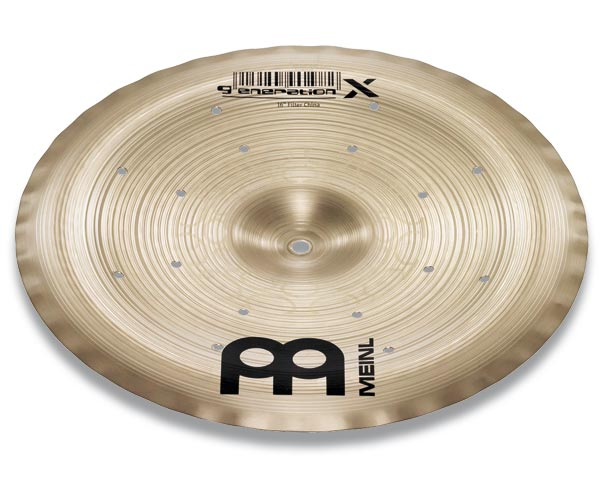 "Meinl 12"" Generation X Filter China Cymbal GX-12FCH"