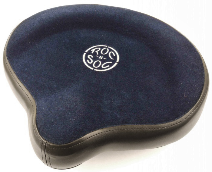 RS O-B | Cycle seat blue