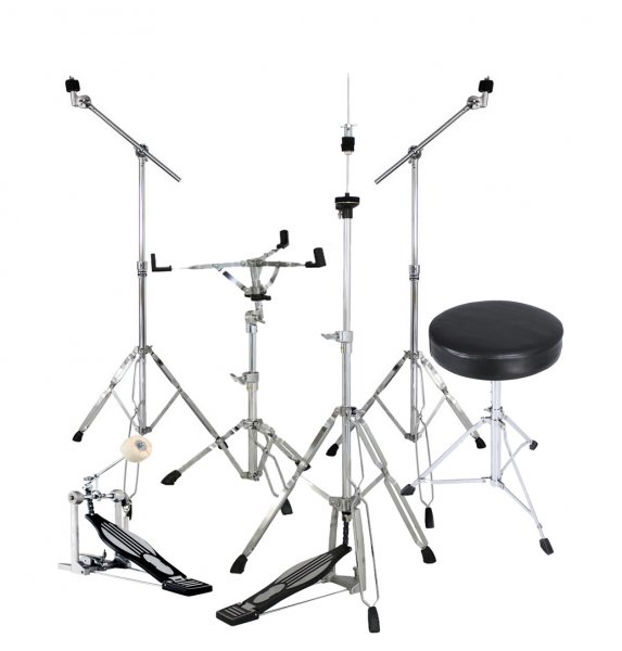 Mapex Tornado Drum Hardware Pack w/Stagg Stool