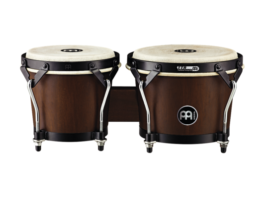 Meinl HTB100WB-M Headliner Designer Bongo Set Walnut Brown