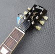 Fernandes Burny RLG-55P Electric LP Style Guitar Vintage Gold Top
