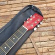 Encore Acoustic Guitar With Bag, Red USED! RKENC220920