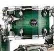 Mapex AR628SFU-FG Armory Rock Fusion Drum Kit Shell Pack, Emerald Burst