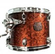Mapex Saturn V Exotic Fusion Shell Pack Drum Kit,  Polished Walnut Burl LTSV529SM-WT