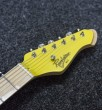Revelation RVT Series Tele Electric Guitar, Vibrant Yellow 117867