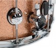 """Natal 14"""" Cafe Racer Snare Drum, Champagne Sparkle STW-S465-CPS"""