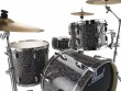 Pearl Vision VBA Ltd Edition Granite Spiral Drum Kit With Hardware VBA824YX/C454