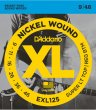D'Addario EXL125 XL 9-46 Super Light Electric Guitar Strings