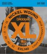 D'Addario EXL140 XL 10-52 LIGHT TOP/HEAVY BOTTOM Electric Guitar Strings