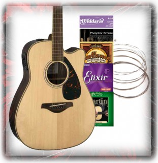 Acoustic & Electro Acoustic Guitar Strings