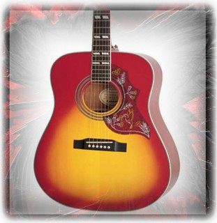 Acoustic & Electro Acoustic Guitars