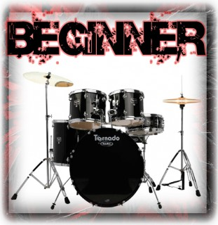 Beginner & Starter Drum Kits