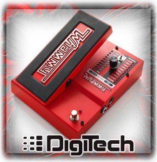 Digitech & DOD Effects Pedal