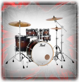 Pearl Decade Maple Drum Kits