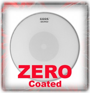 ZERO Coated Drum Heads