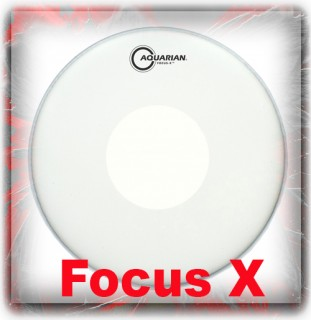 Aquarian Focus X Drum Heads
