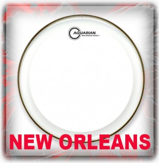 Aquarian New Orleans Special Drum Heads