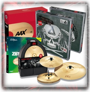 Cymbal Sets & Packs
