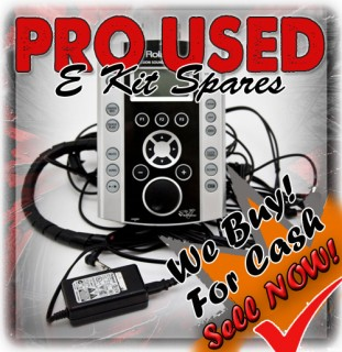 PRO USED Electronic Drum Spares