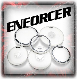 Z-ED Enforcer Drum Heads