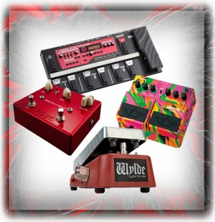 Guitar Effects Pedals And Effects Units