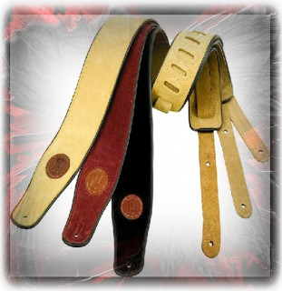 Takamine And Levys Guitar Straps