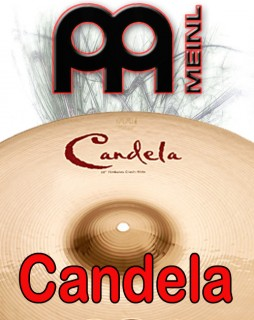 Meinl Candela Percussion Cymbals