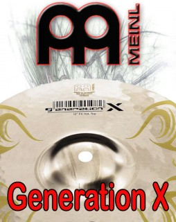 Meinl Generation X And GONG Cymbals
