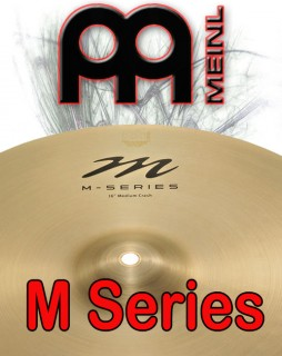 Meinl M Series Cymbals