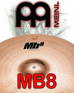 Meinl Mb8 Cymbals