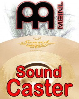 Meinl Soundcaster Cymbals