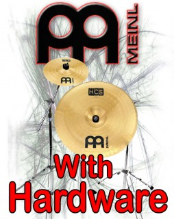 Meinl Cymbals With Hardware