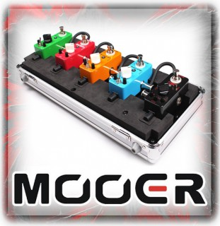 Mooer Effects Pedals