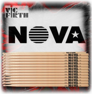 Nova Bulk Buy Value Drum Sticks
