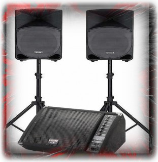 PA Speakers And Monitors