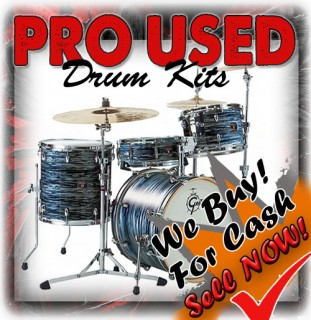 PRO USED DRUM KITS