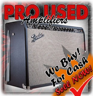 PRO USED AMPLIFIERS