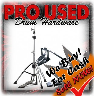 PRO USED DRUM HARDWARE