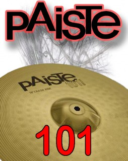 Paiste 101 Series Cymbals