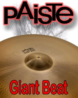 Paiste Giant Beat Series Cymbals