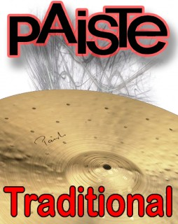 Paiste Traditional Series Cymbals