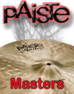 Paiste Masters Series Cymbals