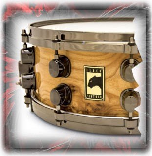 Black Panther Snare Drums