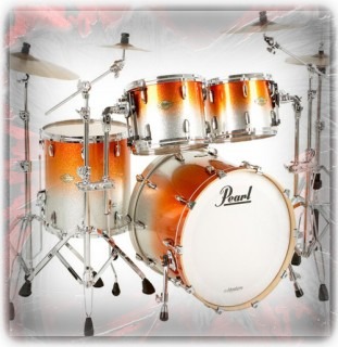 Pearl Masters Series Drum Kits