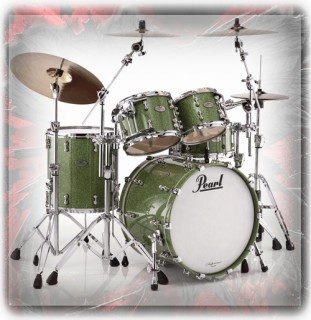 Pearl Reference And Masterworks Series Drum Kits